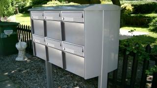 Postnorm Briefkasten