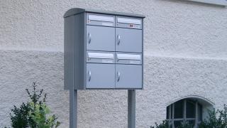 Briefkasten PTT-Norm