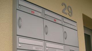 Briefkasten Teilwandeinbau