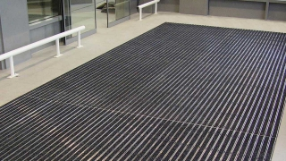 Schmutzschleuse Eingangsmatte Innenmatte