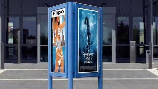 Kinoplakat Schaukasten