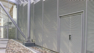 Fassadengitter
