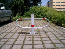 Parkplatzschranke
