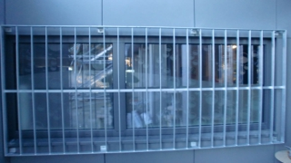 Einbruchschutz Fenstergitter Staketengitter
