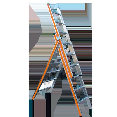 Universalleiter Bockleiter Anlaegeleiter Steigleiter