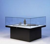 Tischvitrine Museumsvitrine Ausstellungsvitrine