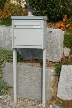 Einzelbriefkasten Einfamilienhaus Briefkasten