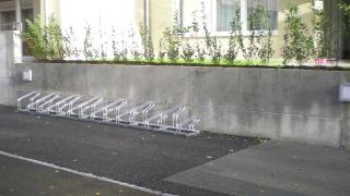 Ecoline-Velohalter Fahrradhalter