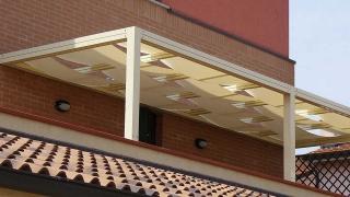 Sonnenschutz Terrassenüberdachung
