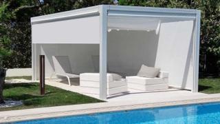 Pavillon-Pool