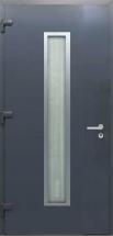Nebentüre, Eingangstüre, Aluminiumtüre